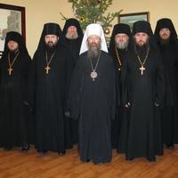 Рождественское поздравление священноархимандрита Богородице-Алексиевского монастыря