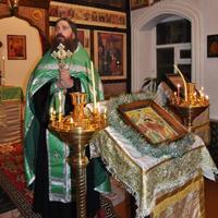 Рождественские праздники  в колонии №4 г. Томска