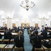 Встреча с Главой синодального Отдела по взаимоотношениям Церкви с обществом и СМИ