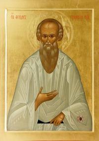 В Томске празднуют память святого праведного Феодора