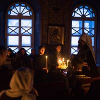 Православные верующие вступили в Великий пост с взаимного прощения
