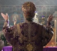 Архиерейское служение в праздник обретения главы Иоанна Предтечи