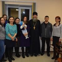 Волонтёры обсудили со священником духовные аспекты работы с кризисной семьей
