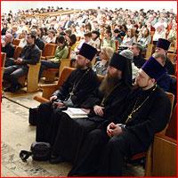 В Томске начали работу XVII Духовно – исторические чтения  памяти святых равноапостольных Кирилла и Мефодия.
