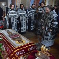 В храмах Томской епархии прошли богослужения Великого Пятка