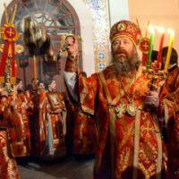 Пасхальное послание митрополита Томского и Асиновского Ростислава