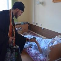 Пациентов и докторов Томского областного онкологического диспансера поздравили с Пасхой