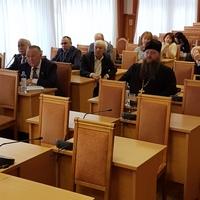 Представитель Томской епархии принял участие в семинаре-совещании по вопросам реализации государственной национальной политики