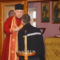 В исправительных учреждениях Томской области состоялись пасхальные богослужения