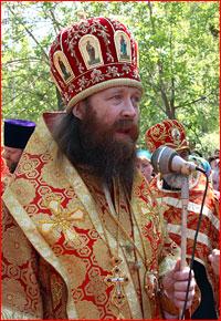 Владыка Ростислав: «Господь желает, чтобы сердца наши загорелись пламенем веры и любви по отношению к Нему»