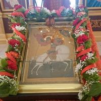 Егорьевские торжества в Ново-Кусково