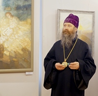Митрополит Ростислав: Радостно и отрадно, что художники черпают для себя силы в Господе