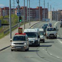 В Томске состоялся автопробег против пьянства и наркомании