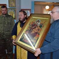 Икона «Всецарица» принесена в Кожевниково