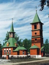 Самый молодой храм Томска отметит своё двадцатилетие