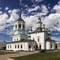 В Томске отпраздновали 22-ю годовщину обретения мощей праведного Феодора