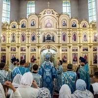 Богородице-Владимирский храм г.Северска отметил престольный праздник