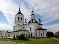 Престольный праздник Богородице-Алексиевского монастыря