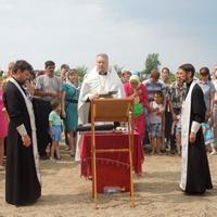 Массовое крещение совершено в Восточном благочинии