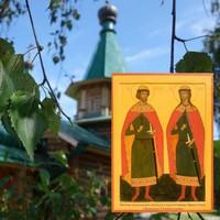 Митрополит Ростислав совершил Литургию в храме святых князей страстотерпцев Бориса и Глеба в Корнилово
