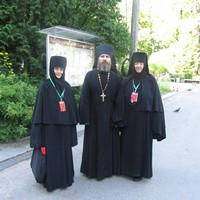 Вопросы современной монашеской жизни обсудили в  Санкт-Петербурге