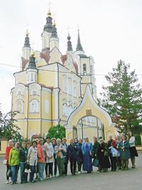 Экскурсией по православному Томску начался учебный год для учителей Кировского района