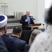 Священник Томской епархии принял участие во встрече главы Томской области с томскими общественниками