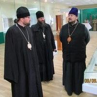 Архиереи двух епархий посетили Томскую митрополию и помолились у томских святынь