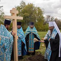 В п.Трубачево Томского района появится православный храм
