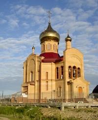 Престольный праздник в селе Новониколаевка
