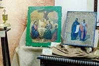 Иконы из первой в Сибири иконописной мастерской можно увидеть на выставке в Музее истории Томска