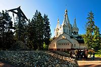 На Бутовском полигоне почтили память новомученицы Татианы Томской (Гримблит)