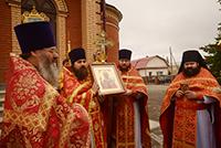 Престольные торжества в день памяти Татианы Томской прошли в храме села Богашево
