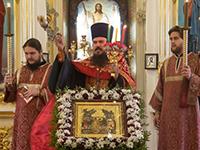 В Воскресенской церкви отметили престольный праздник