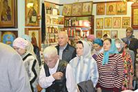 Домовой храм при ОКБ отметил престольный праздник