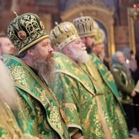 Архиереи Томской митрополии приняли участие в торжествах в честь святителя Иннокентия (Вениаминова)