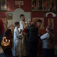 Память апостола Иоанна Богослова — престольный праздник храма в Академгородке