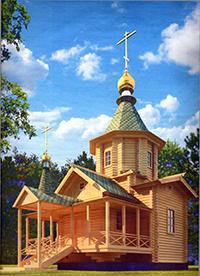 В селе Батурино Томского района будет заложен храм