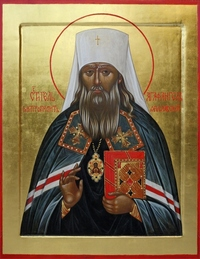 В Томской епархии молитвенно почтили память священноисповедника Агафангела
