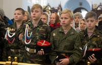 Священник Томской епархии принял участие во встрече сибирских казаков
