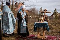 Ещё один маяк на пути к Богу: в посёлке Просторный заложен храм