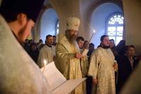 Митрополит Ростислав отслужил панихиду в Димитриевскую родительскую субботу