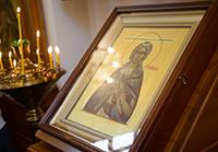 В Томске почтили память святой блаженной Домны