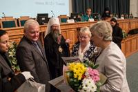Сотни участников Макариевских чтений собрал большой зал Администрации Томской области