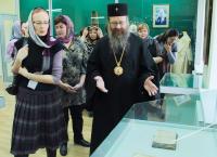 Митрополит Ростислав провёл экскурсию для томских учителей