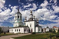 Архиереи Томской митрополии возглавят праздничные богослужения в престольный праздник Казанского храма Богородице – Алексиевского монастыря.