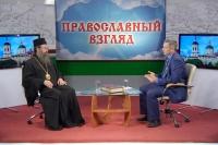 Митрополит Ростислав  ответит на вопросы ведущего и зрителей