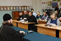 Вопросы духовной жизни молодежи обсудили на всесибирской «Молодёжной коллегии»