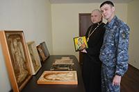 Осужденные приняли участие в конкурсе иконописи