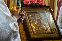 Престольный праздник отметил храм Архистратига Божия Михаила в с. Турунтаево